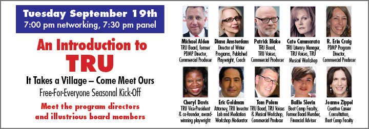 September Panel Banner